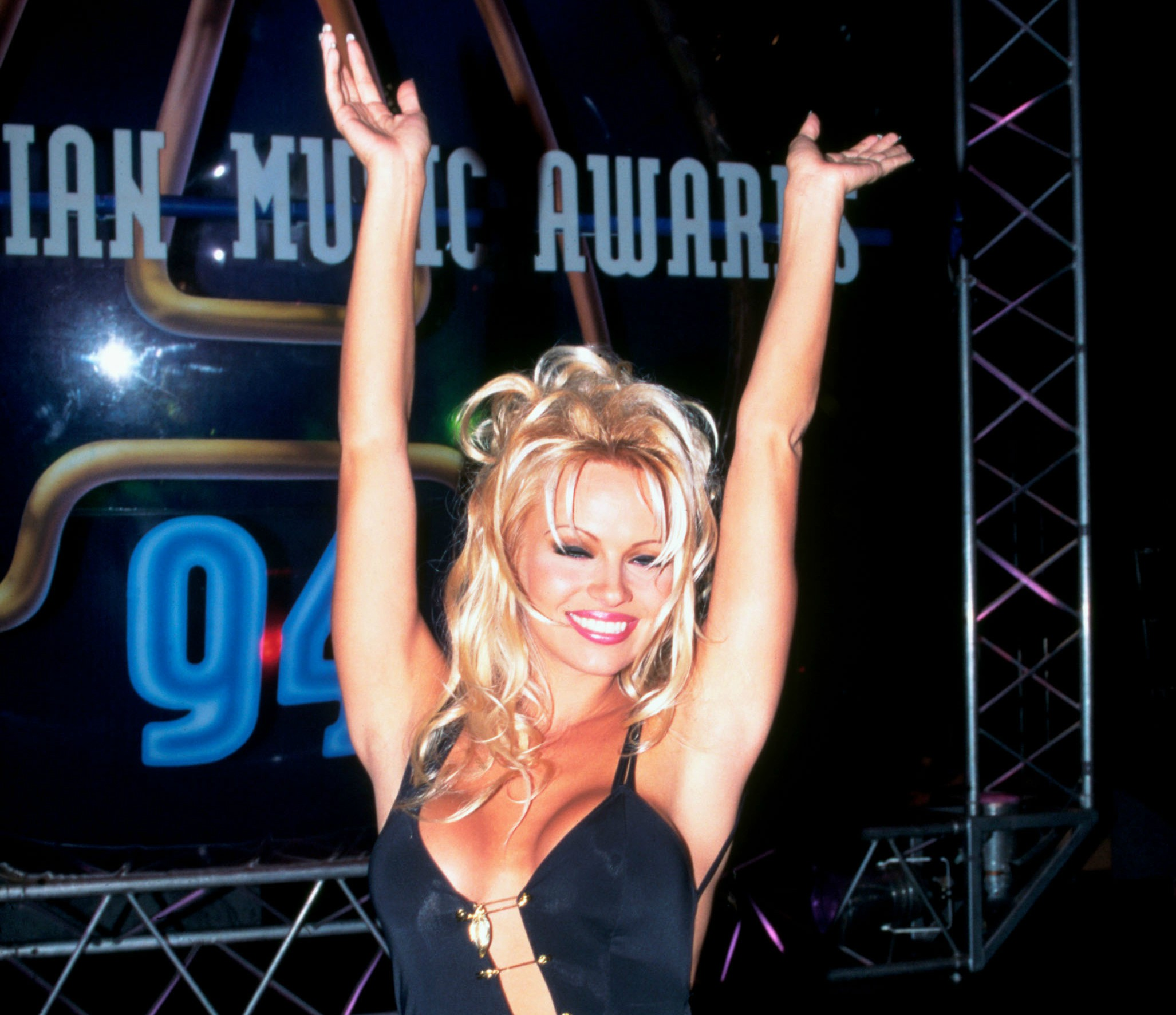 Pamela Anderson Facts