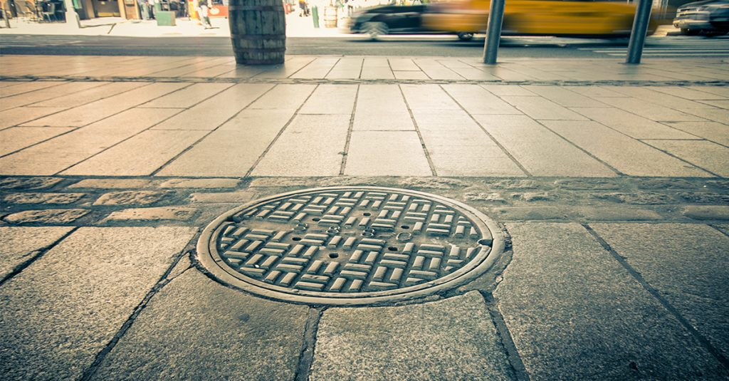 Why Are Manhole Covers Round? And Why It Matters