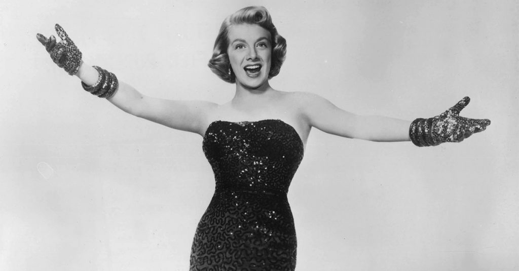 50 Tragic Facts About Rosemary Clooney, Hollywood's Blue Rose