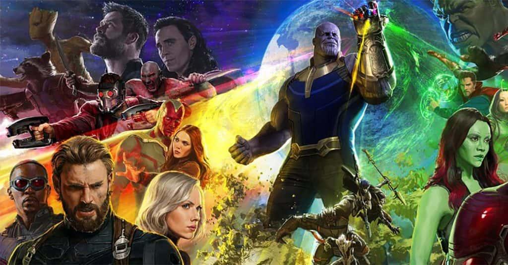 Top Six Infinity Saga Movies, Ranked