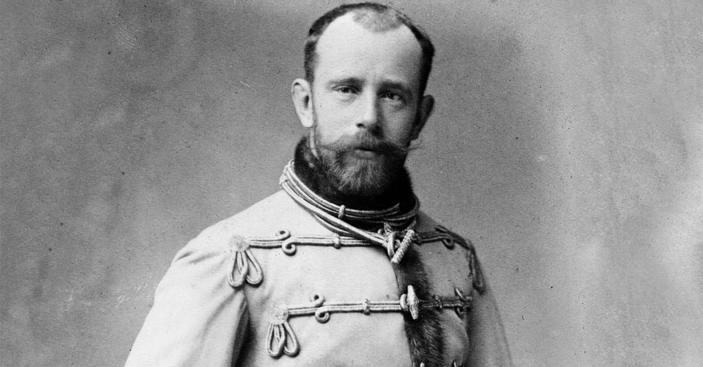 Ominous Facts About Crown Prince Rudolf, Austria's Doomed Son