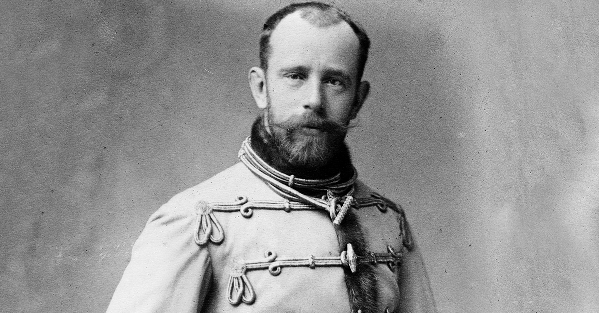 Crown Prince Rudolf Facts