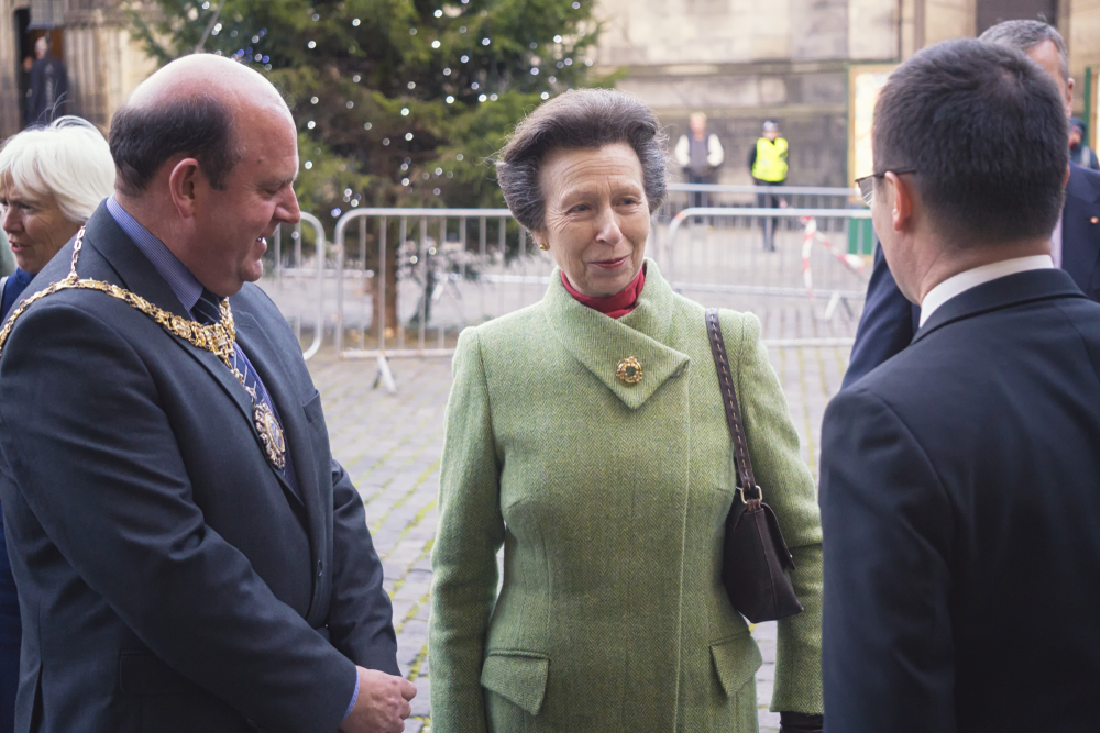Princess Anne facts