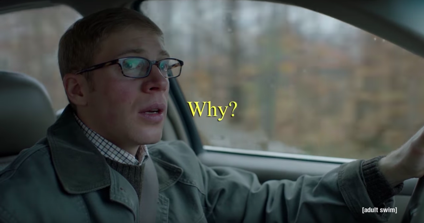 The Gentle World of Joe Pera