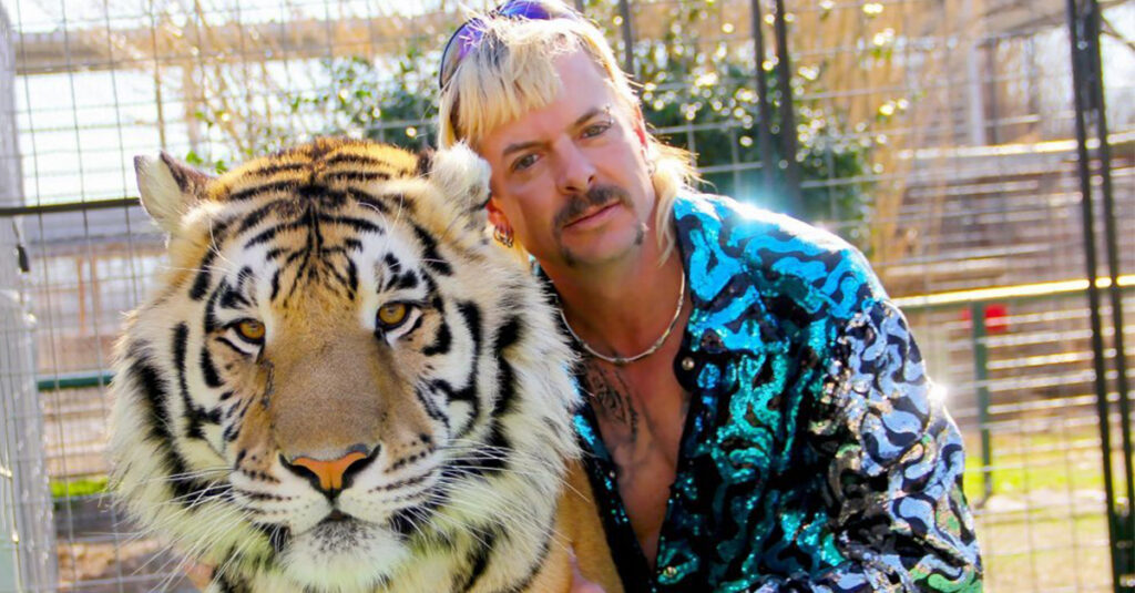 Wild Facts About Joe Exotic, The Tiger King