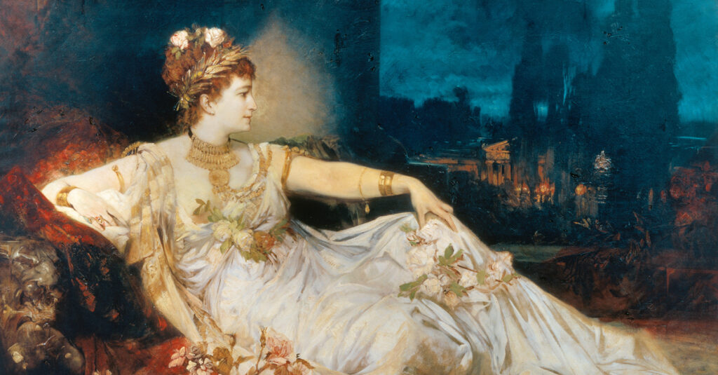 50 Scandalous Facts About Empress Messalina, The Viper Of Rome