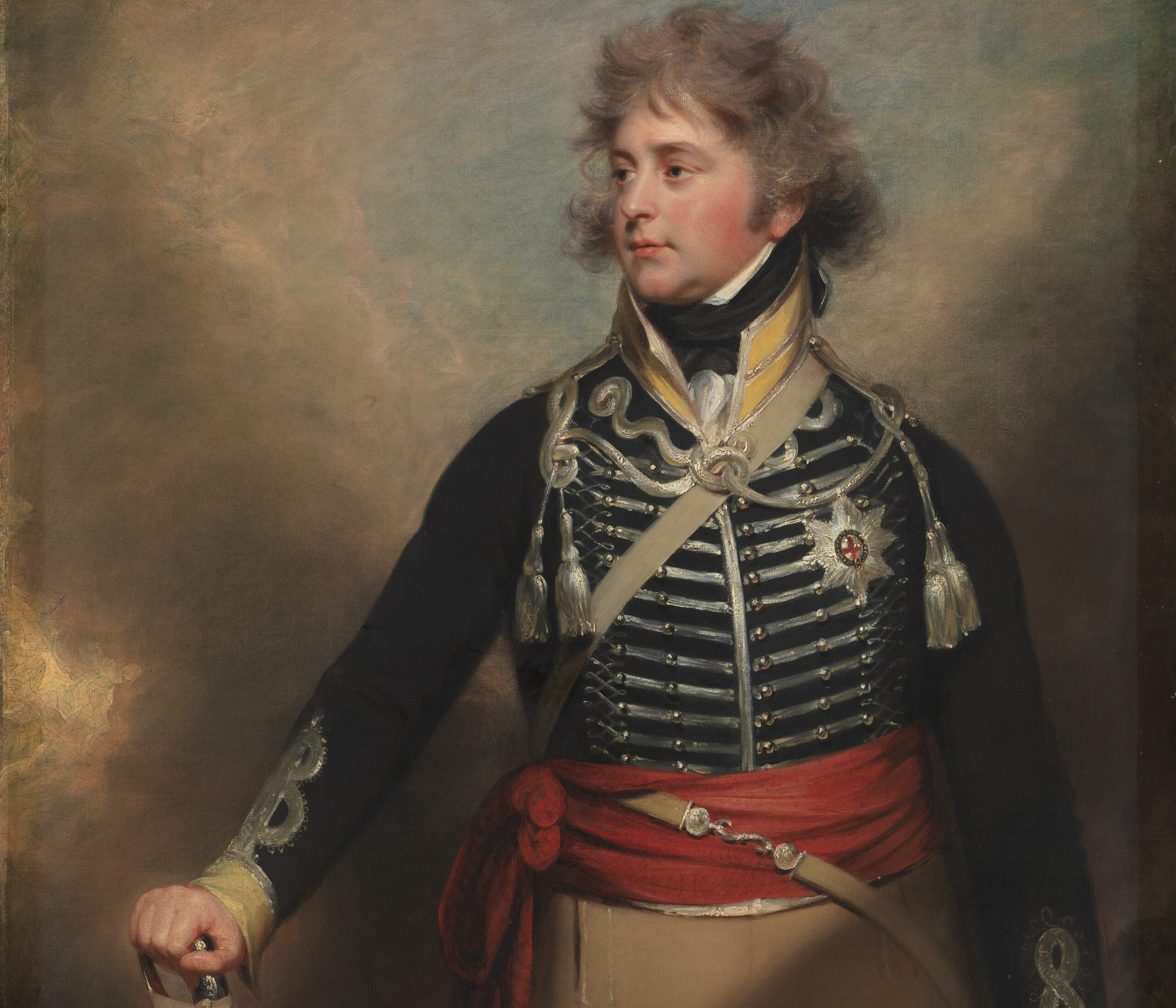 King George IV facts