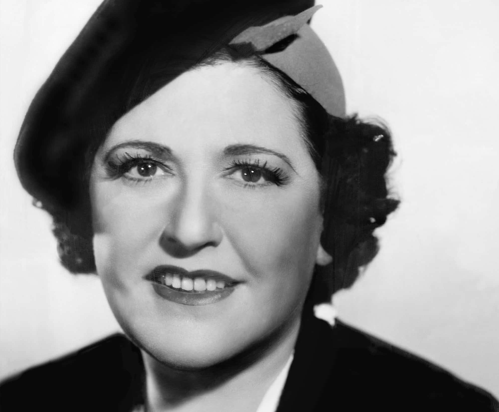Hedda Hopper Facts