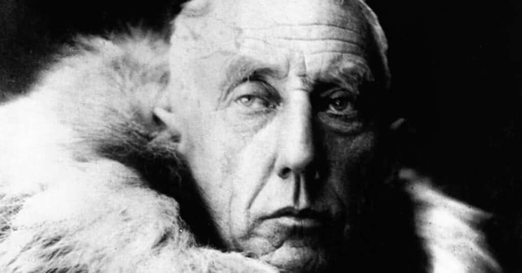 Daring Facts About Roald Amundsen, The Last Viking