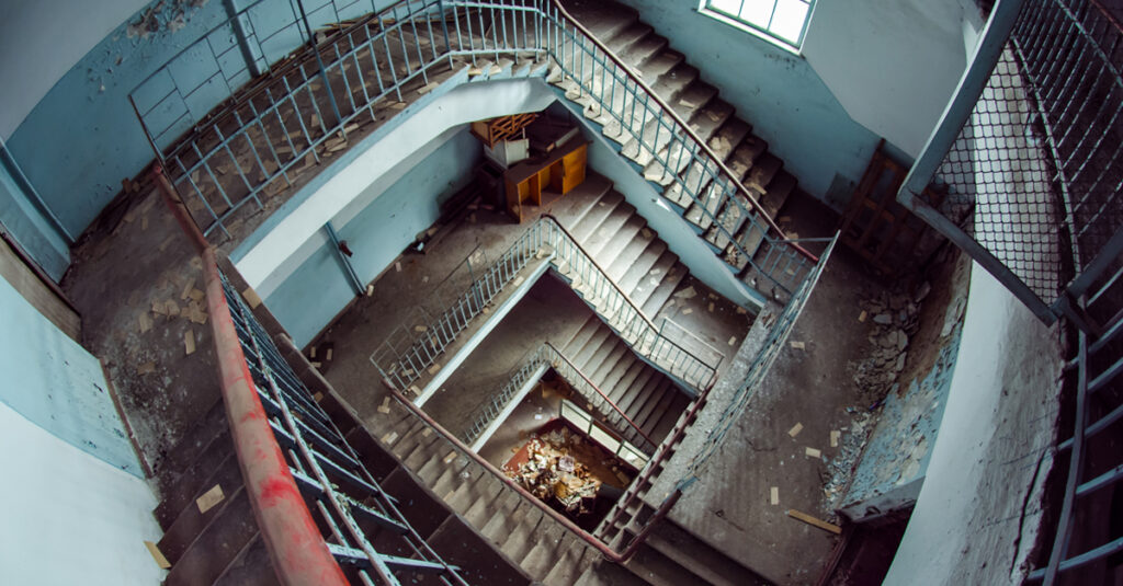 The Dark Side Of Downtown: Urban Explorers' Disturbing Discoveries
