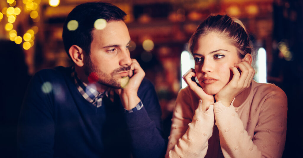 These Waiters Witnessed The Most Painful Valentine's Dates Imaginable