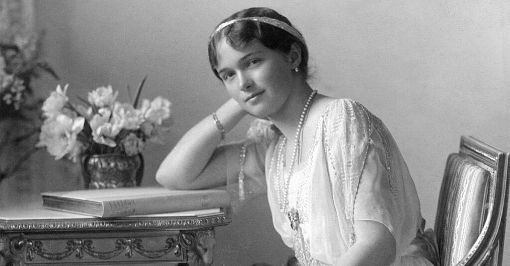 50 Imperial Facts About Olga Romanova, The Doomed Grand Duchess