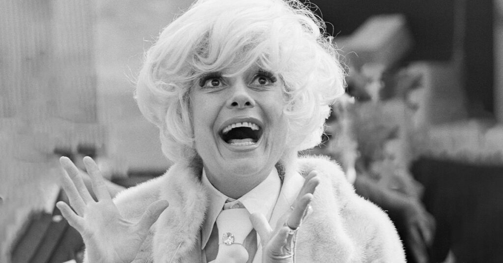 50 Fun Facts About Carol Channing, The First Lady Of Musical Comedy