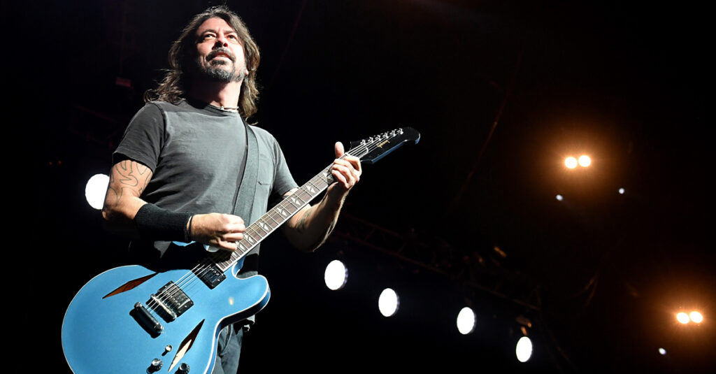 50 Little-Known Facts About Dave Grohl, The Rocker Who's Seen It All