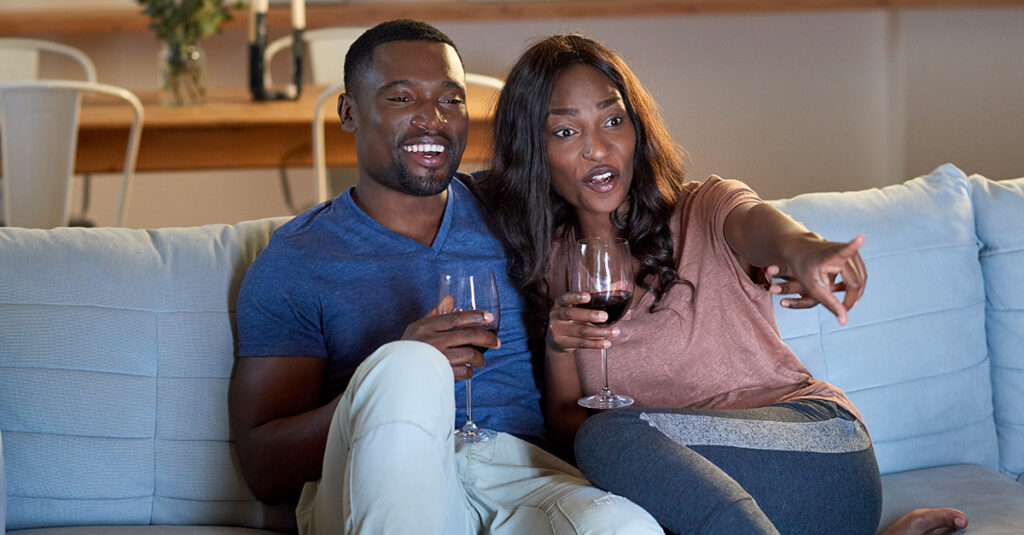 The Great Indoors: Five Fun Stay-At-Home Date Night Ideas
