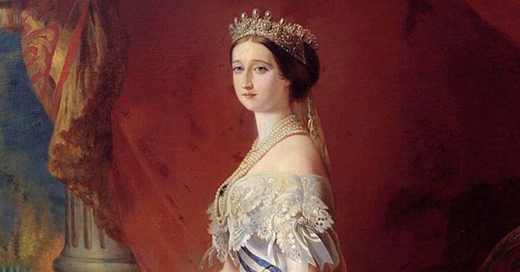 Tragic Facts About Eugenie Of Montijo, The Last Empress Of France
