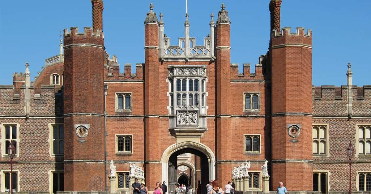 Hampton Court Facts