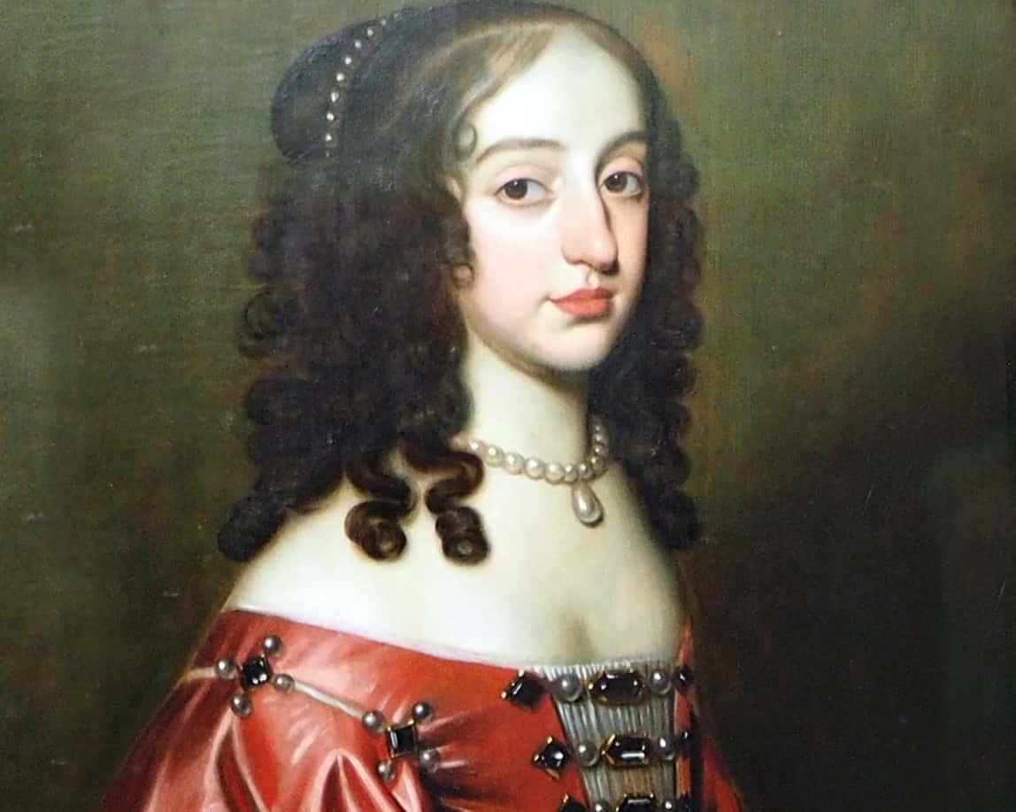 Louise De Kerouaille facts