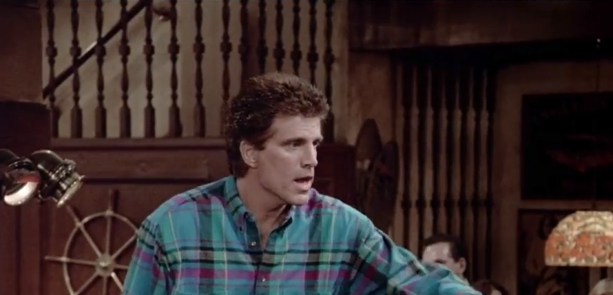 Ted Danson Facts
