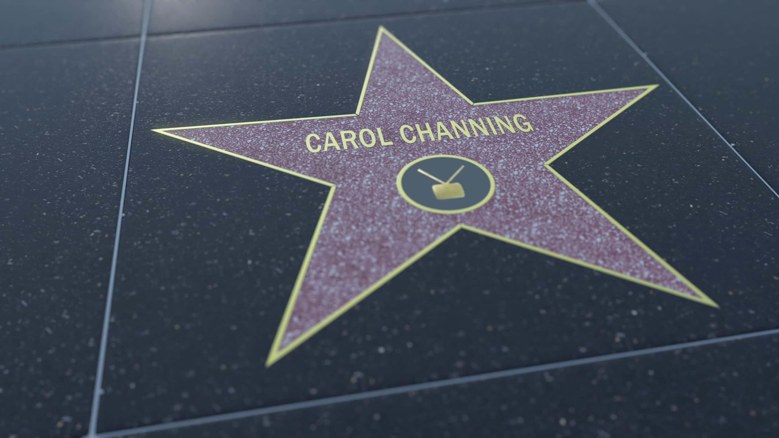 Carol Channing facts