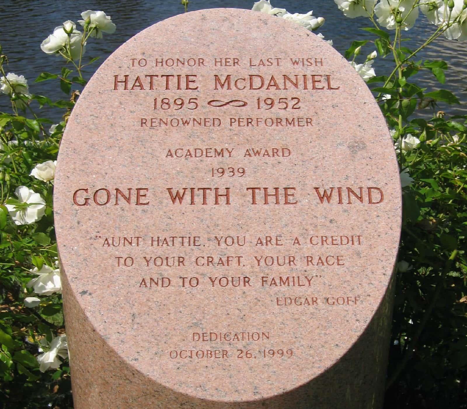 Hattie McDaniel Facts