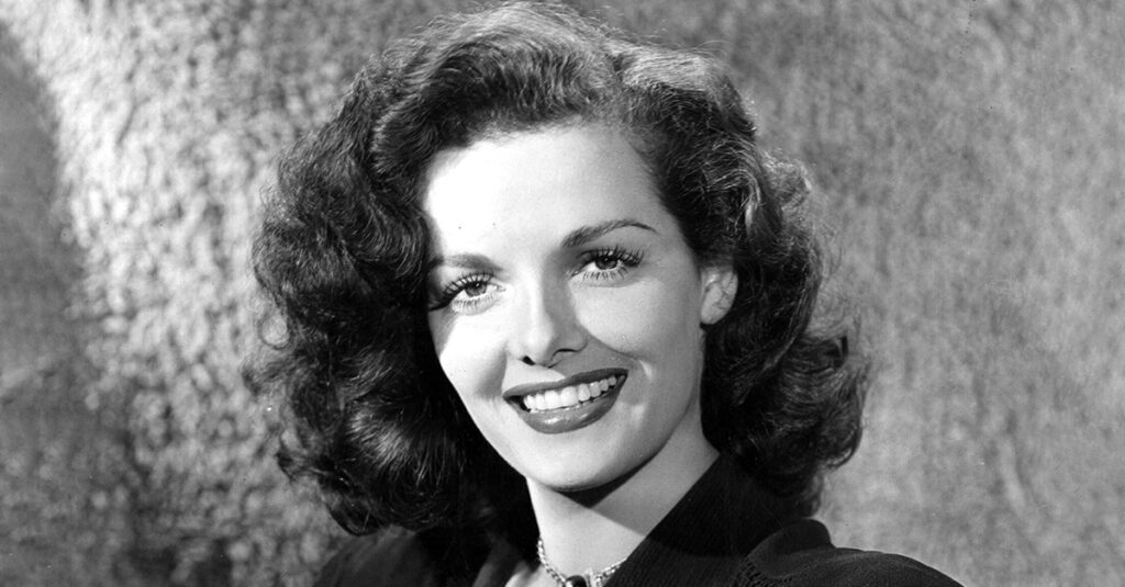 Scandalous Facts About Jane Russell, The Brunette Bombshell