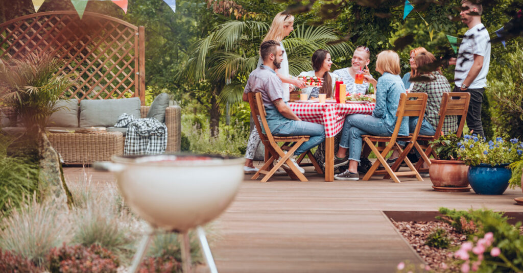 The Right Patio Furniture To Make Your Outdoor Space A Paradise