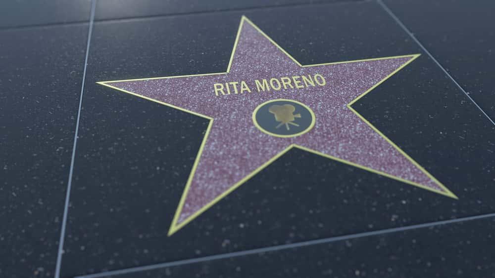 Rita Moreno Facts