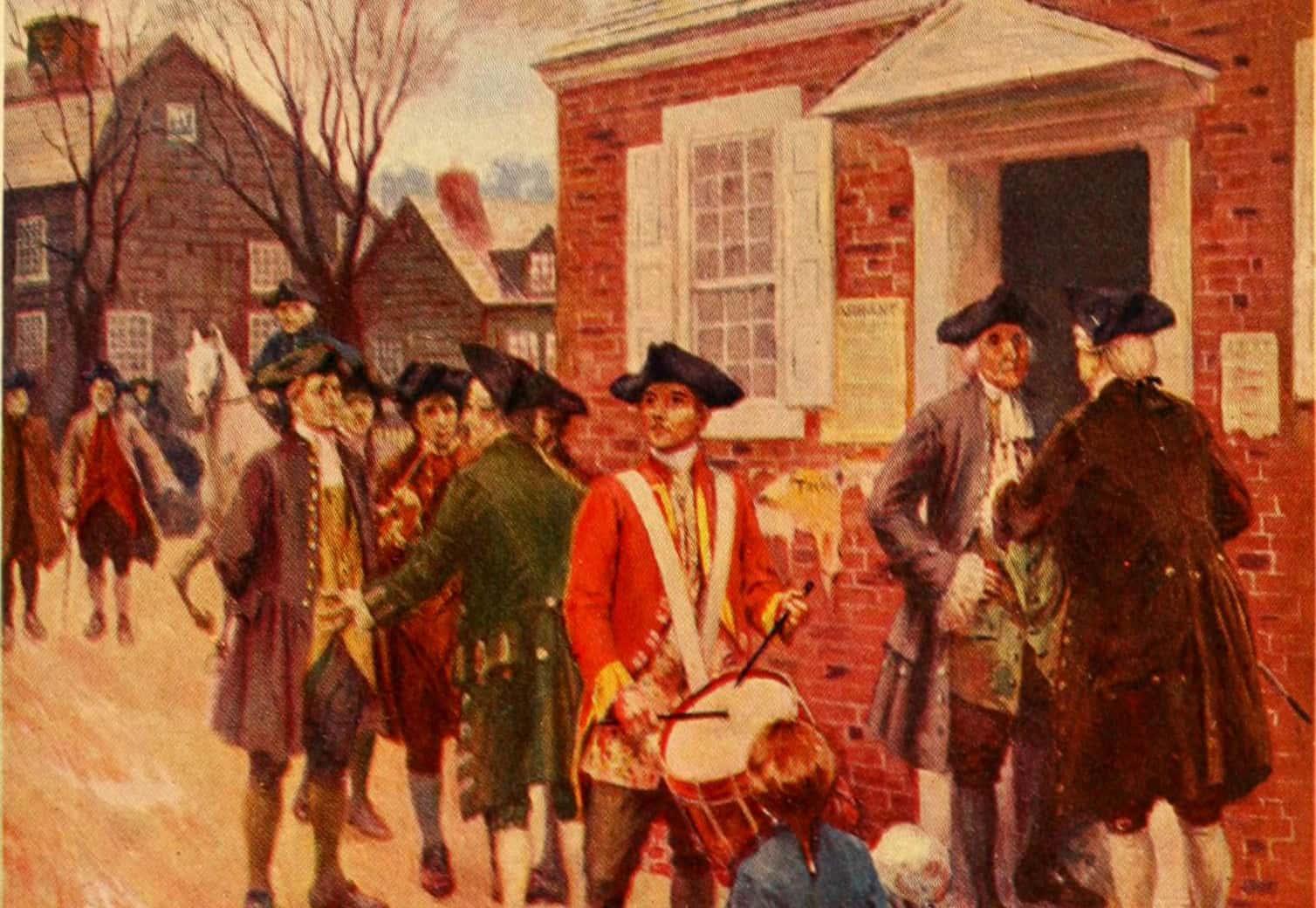 Boston Tea Party facts
