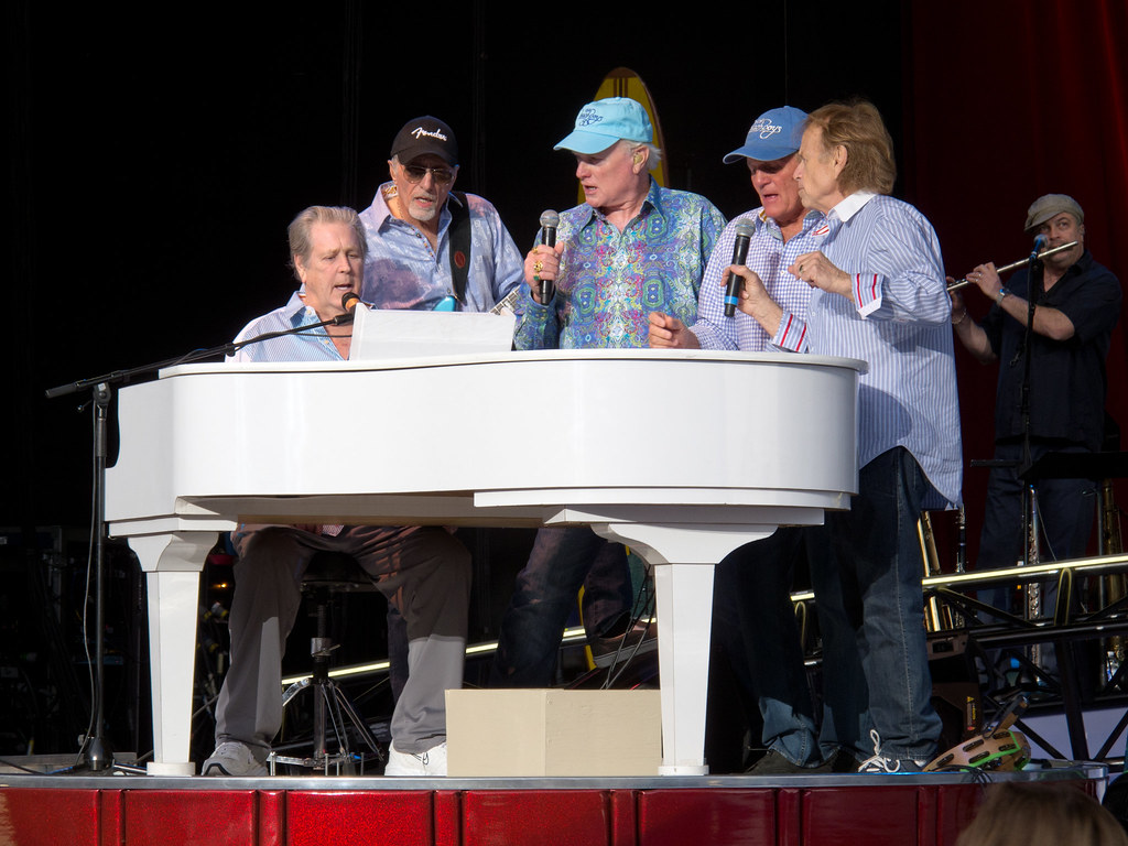 The Beach Boys Facts