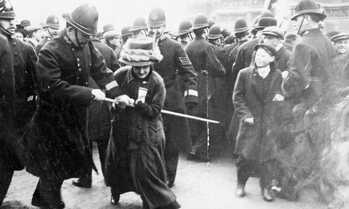 The Suffragettes Facts