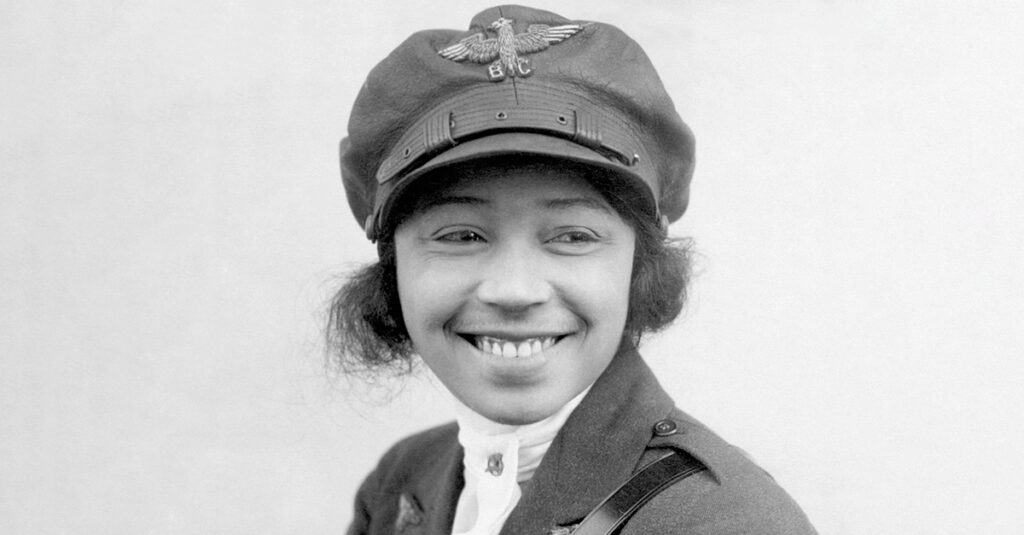 Daring Facts About Bessie Coleman, The First Fly Girl
