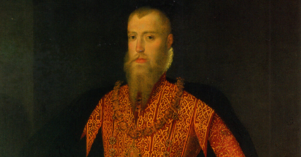 Disturbed Facts About Eric XIV Of Sweden, The Butcher King