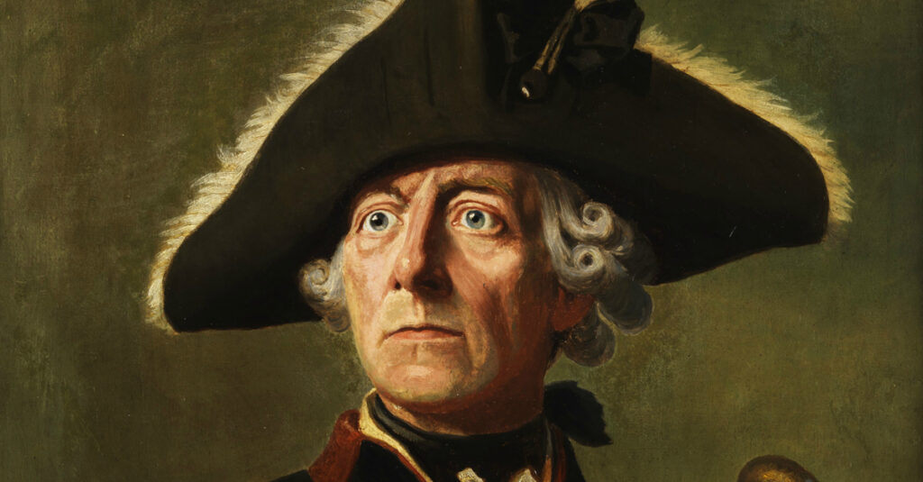 Brilliant Facts About Frederick The Great, The Upstart King