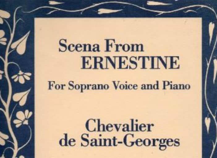 Chevalier de St. Georges Facts