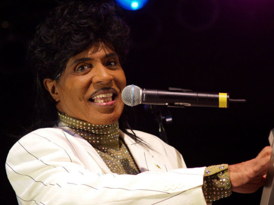 Little Richard facts