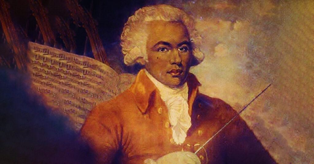 Defiant Facts About The Chevalier De St. Georges, The Black Mozart