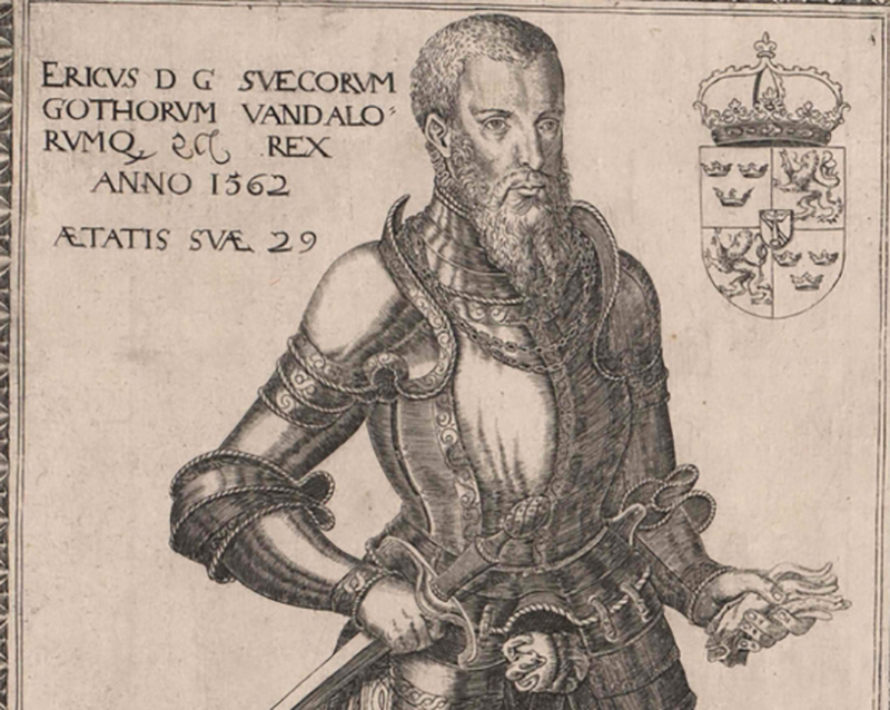 Eric XIV Of Sweden facts