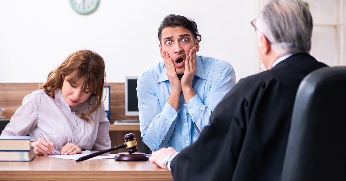 Insane Real-Life Courtroom Stories