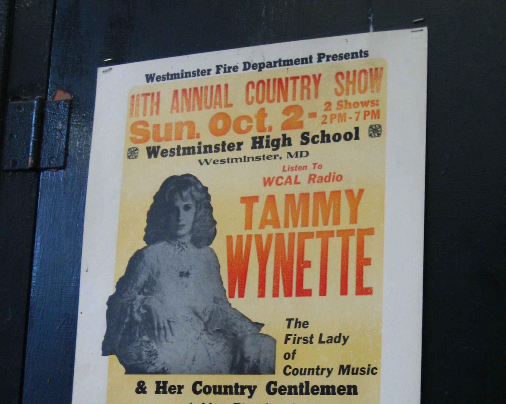Tammy Wynette Facts