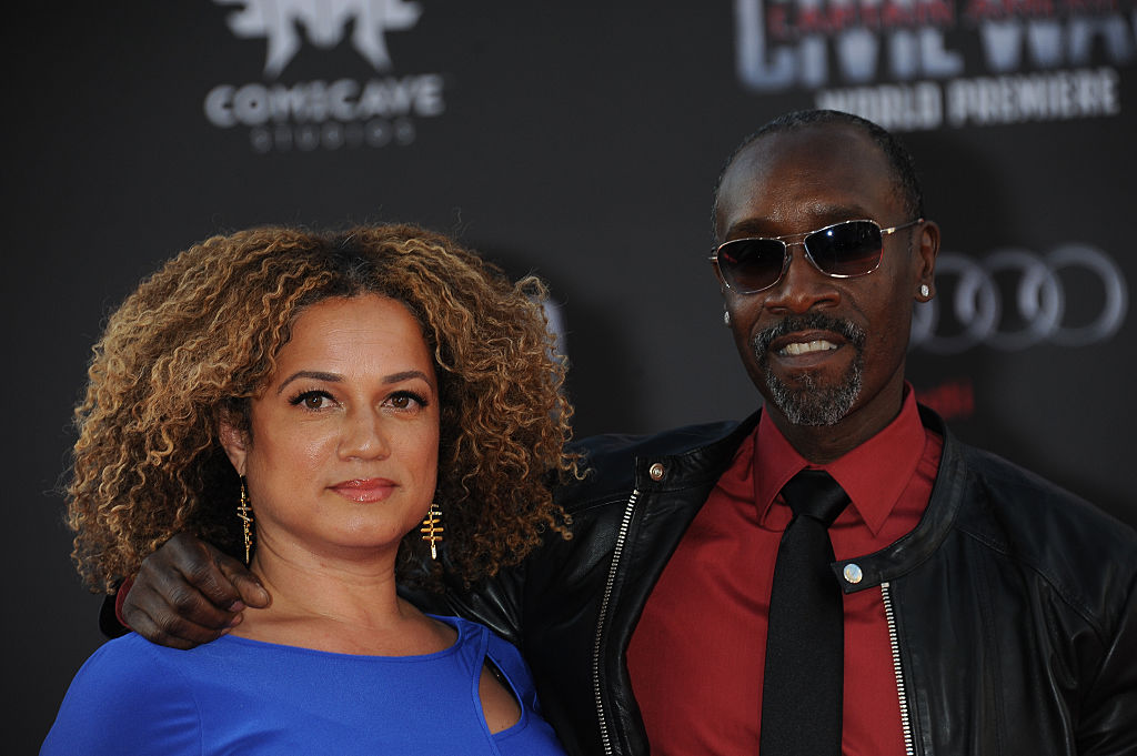 Don Cheadle Facts