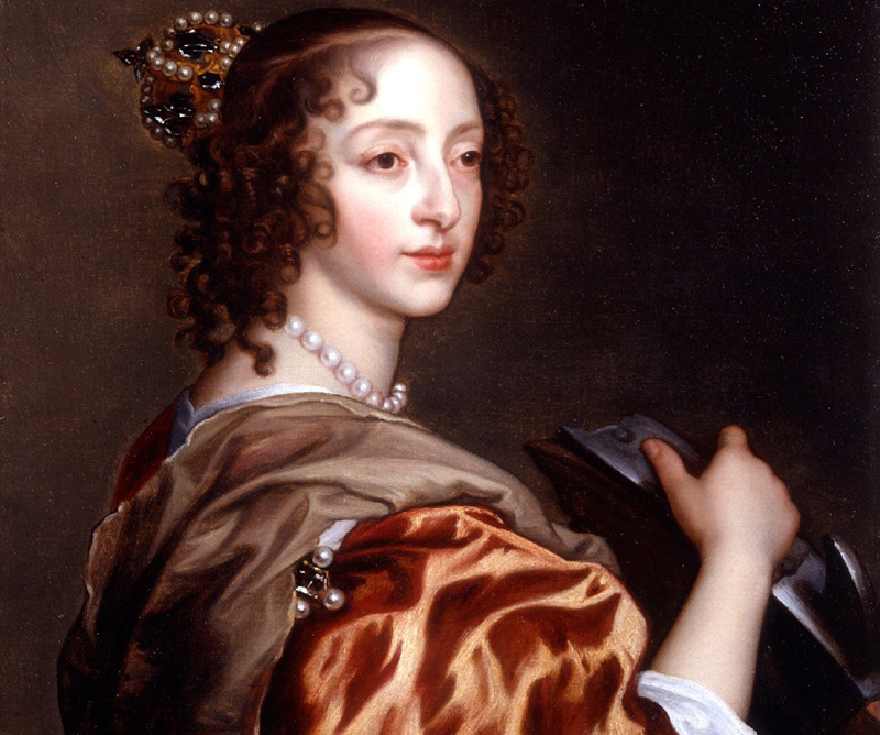 Queen Henrietta Maria facts