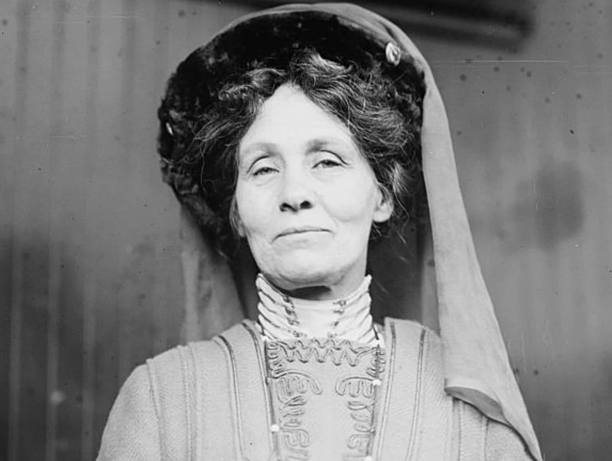 Emmeline Pankhurst facts