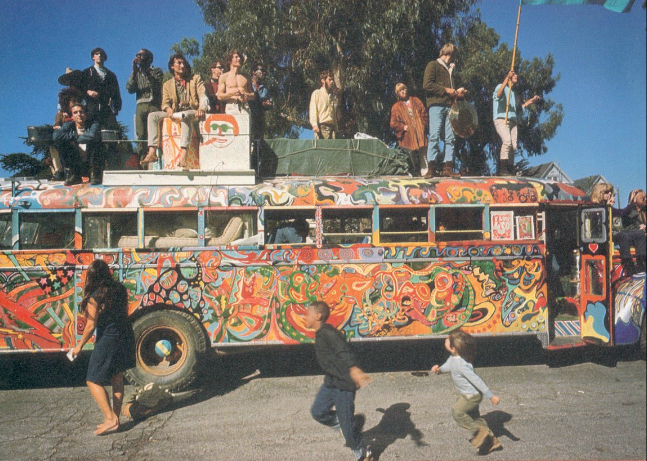 1960s Counterculture Facts
