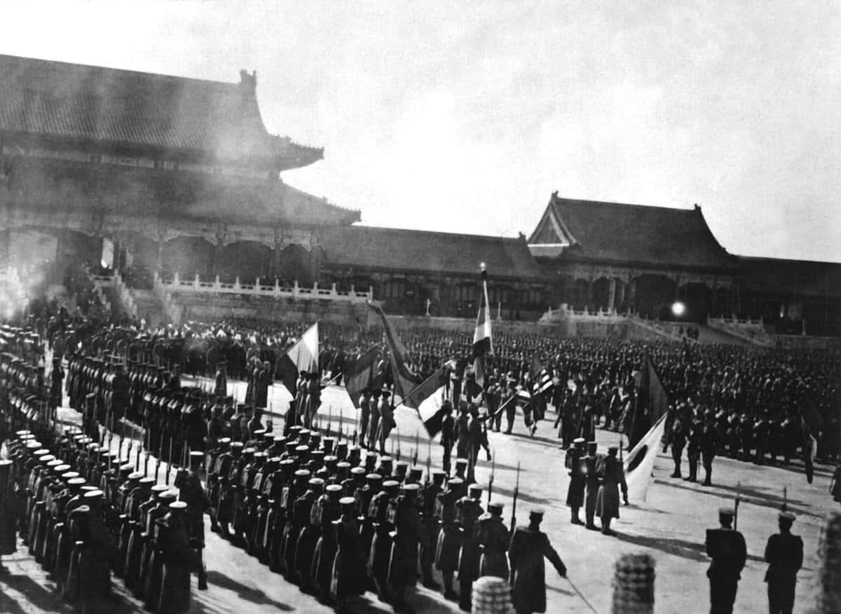Empress Cixi facts