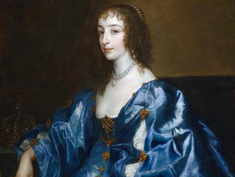 Queen Henrietta Maria facts