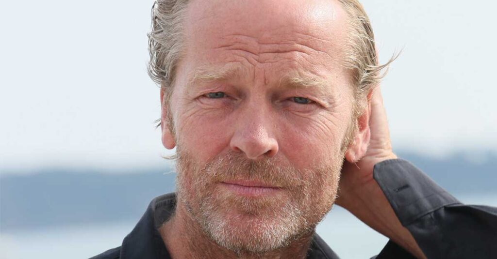 Burly Facts About Iain Glen