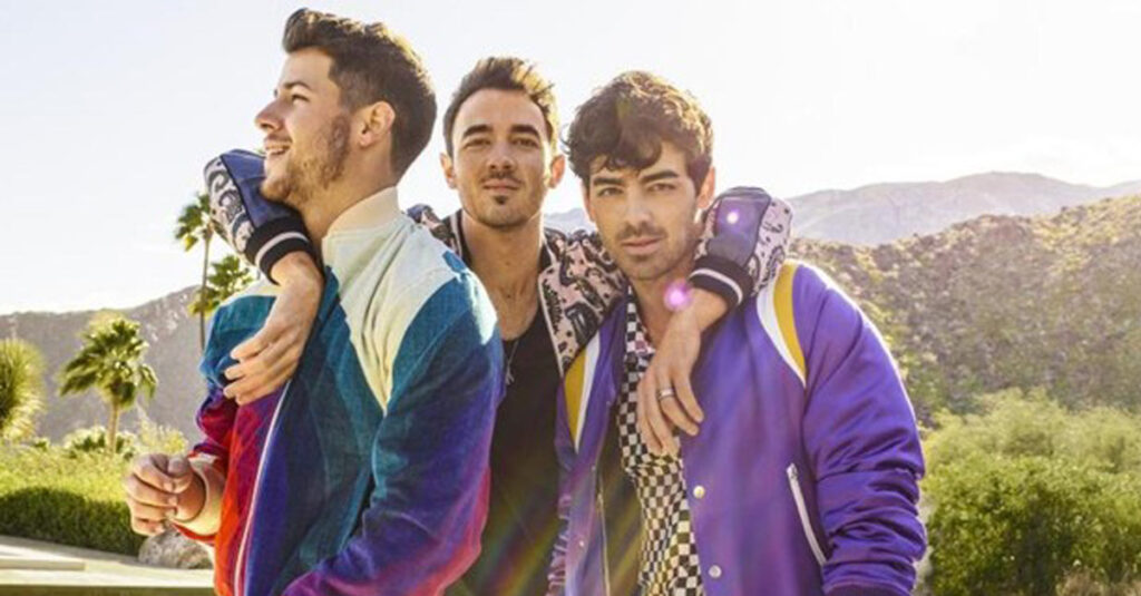 Harmonic Facts About The Jonas Brothers