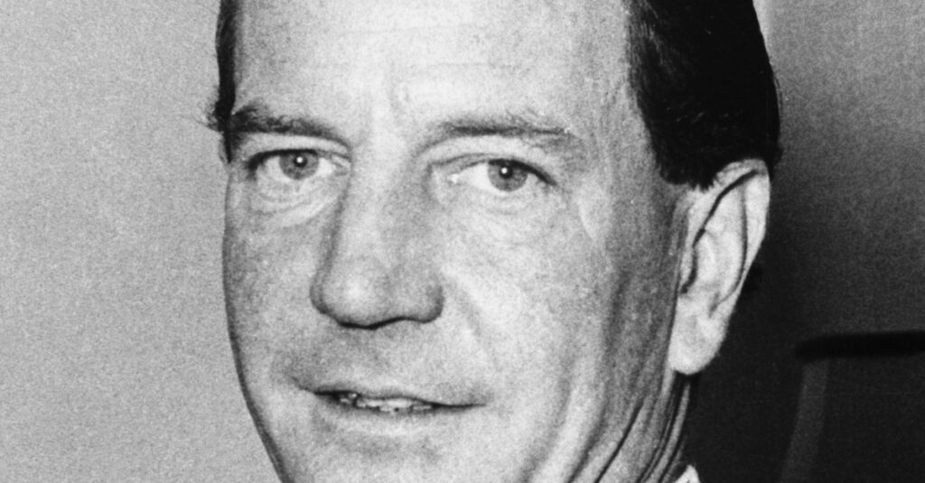 Secretive Facts About Kim Philby, The Infamous Double Agent