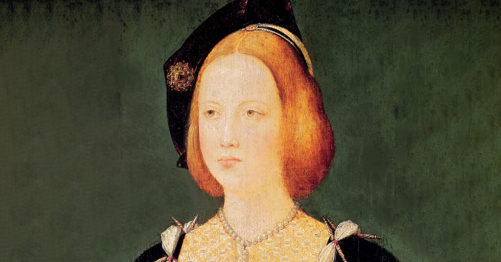 Cunning Facts About Mary Tudor, The Rebel Queen